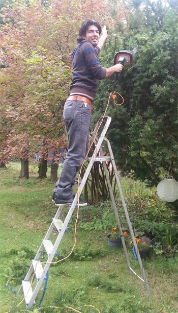 min trädgårdsmästare