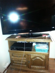 tv före