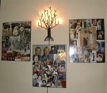 lampa i hall