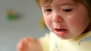 Babytårar