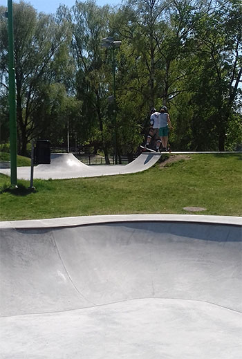 scatepark