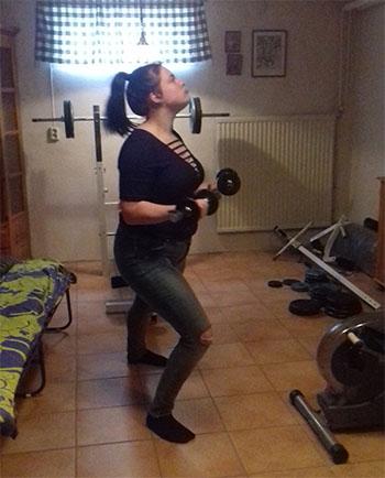 träning!