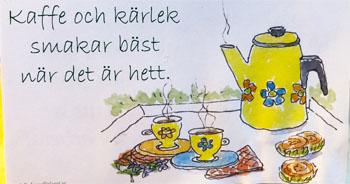 kärlek o kafe