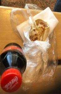 kebab o coca